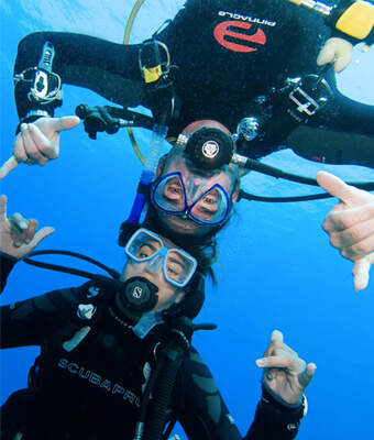 Scuba Diving Palau Sardegna