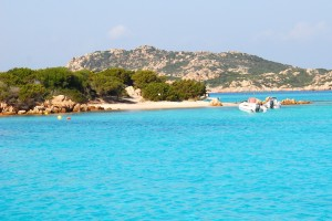Palau Sardinia Beach