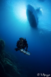 Nautilus Dive Boat Dive course Padi Tec45