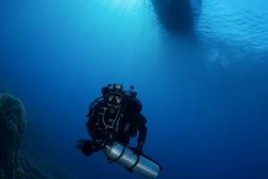 Padi Tec Dive stop Palau Sardegna