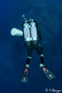Diver tec tecrec dsat nitrox Tecrec 40 Tec 45 Tec 50 Technical diving Sardinia