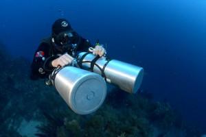 Padi Side mount Palau Sardegna