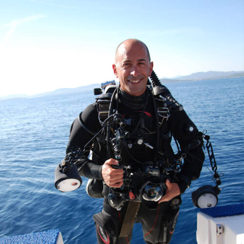 photographer Dive Sites Sardegna