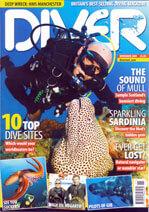 diver-nov09 Nautilus Diving Palau