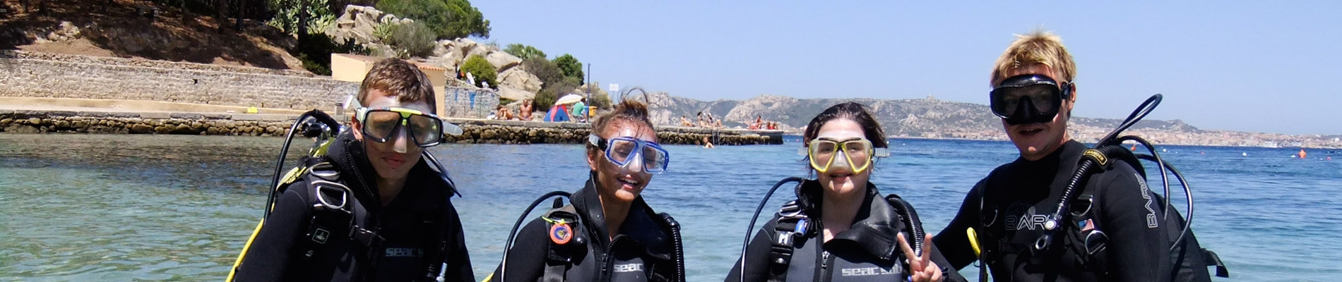 headerimage16 Padi Open Water Course Palau Sardinia