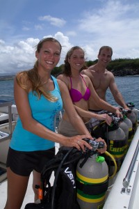 Padi Advanced course Diving Palau Sardinia
