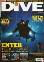 Dive Mag Diving in Sardinia Palau
