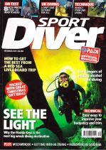 sportdiver-feb2008 Diving in Sardinia Palau