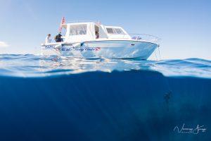 Dive Boat in Sardegna