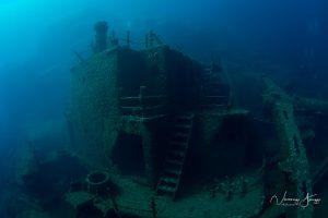 Angelika ship wreck Palau Sardinia